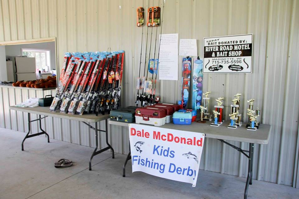 Dale McDonald Kids Fishing Derby